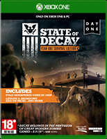 State of Decay: Year One Survival Edition for Xbox One box shot
