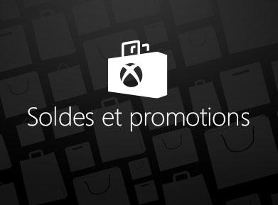 Découvrez les offres de cette semaine sur le Xbox LIVE - Faites des économies grâce à des remises exceptionnelles