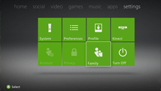 Parental Controls on your Xbox