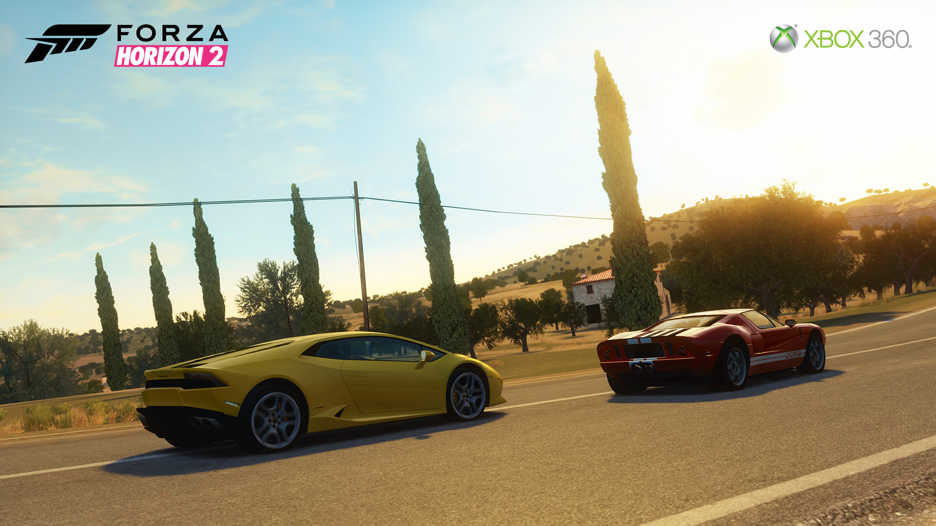 forza motorsport forza horizon 2 on xbox 360. Black Bedroom Furniture Sets. Home Design Ideas