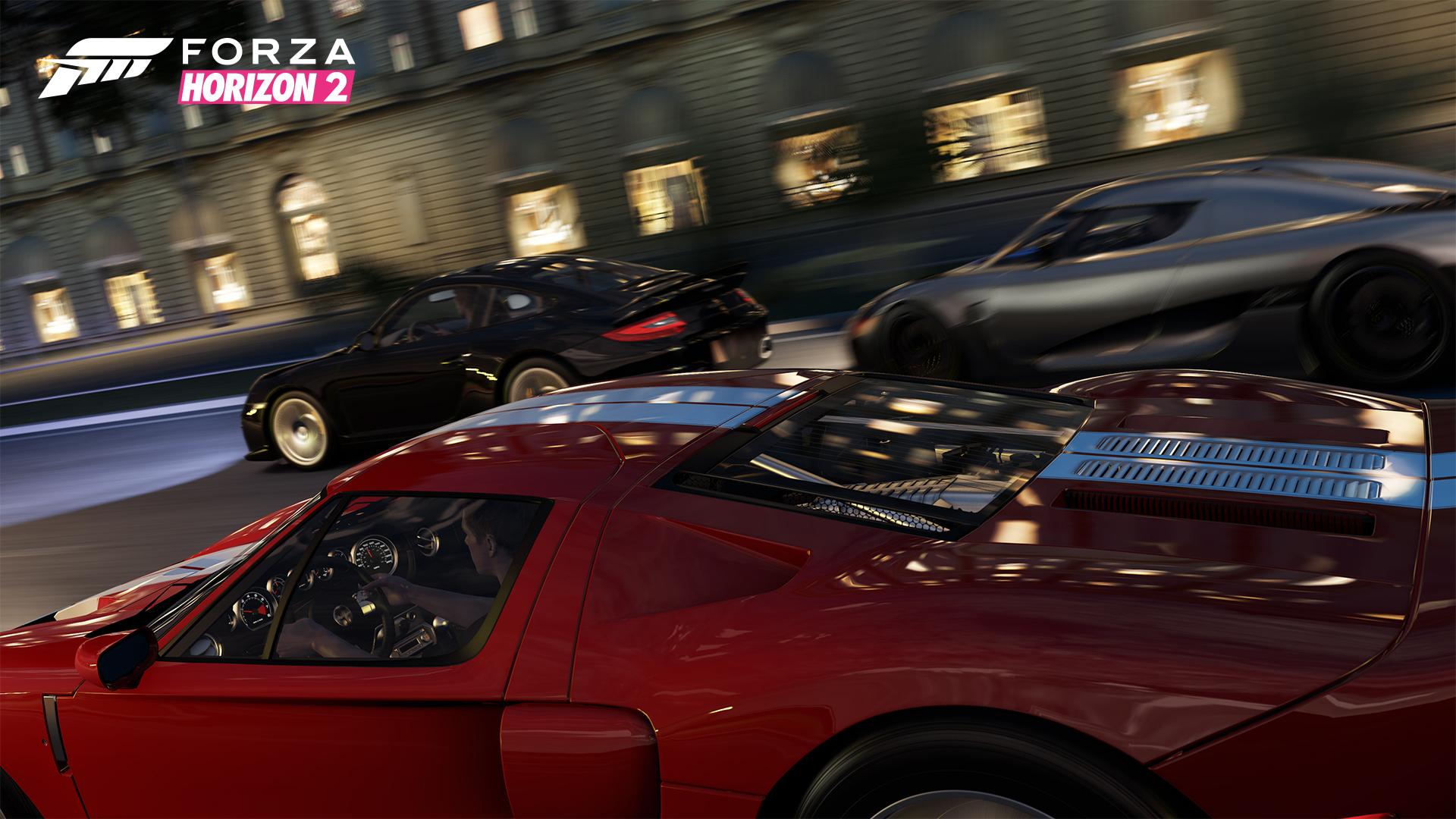 Forza Motorsport - Welcome to Forza Horizon 2!
