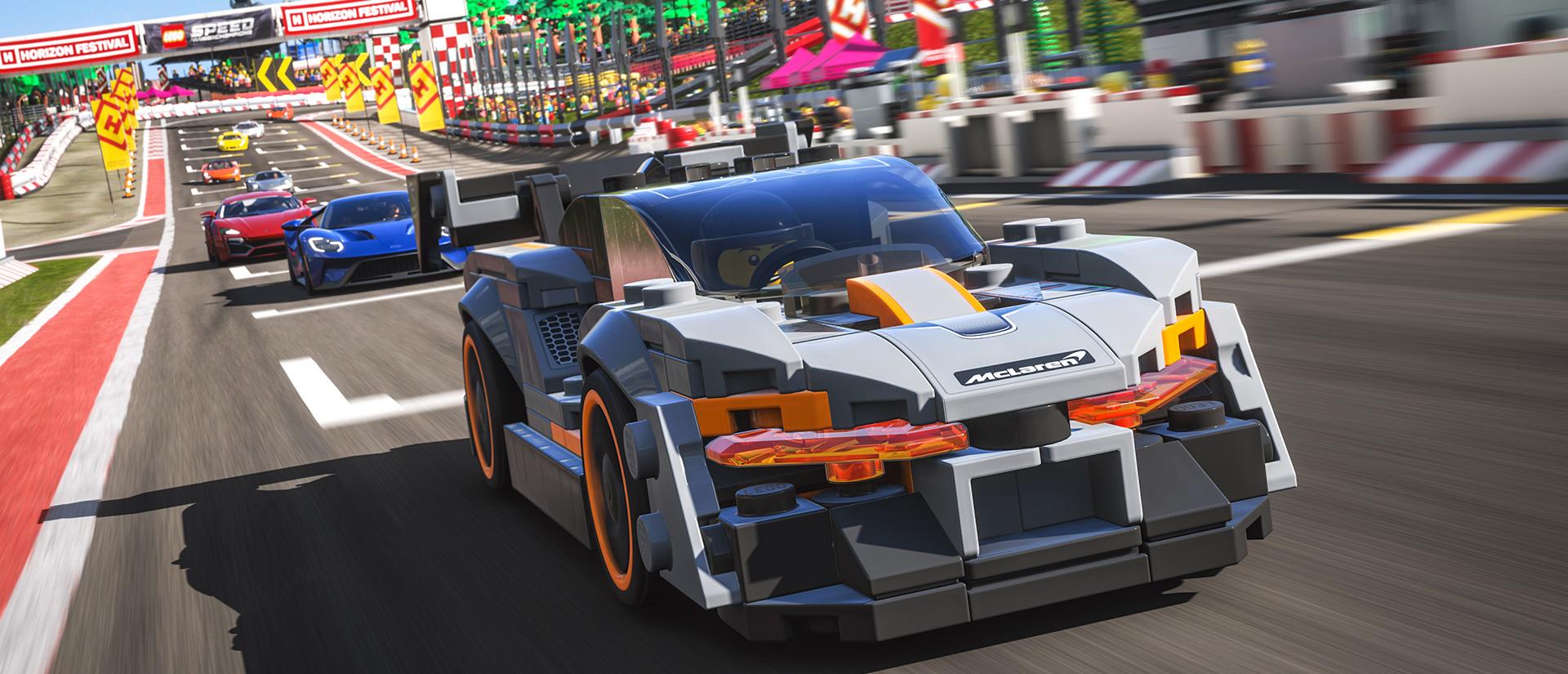 Forza Motorsport - Forza Horizon 4: LEGO Speed Champions