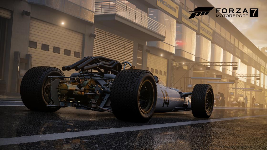 Forza Motorsport - Forza Motorsport 7 @ Gamescom 2017