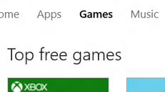 Spel på Windows 10