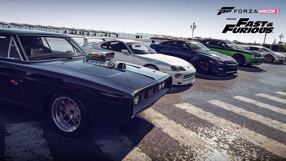All Fast And Furious Cars >> The Cars Of Forza Horizon 2 Presents Fast And Furious