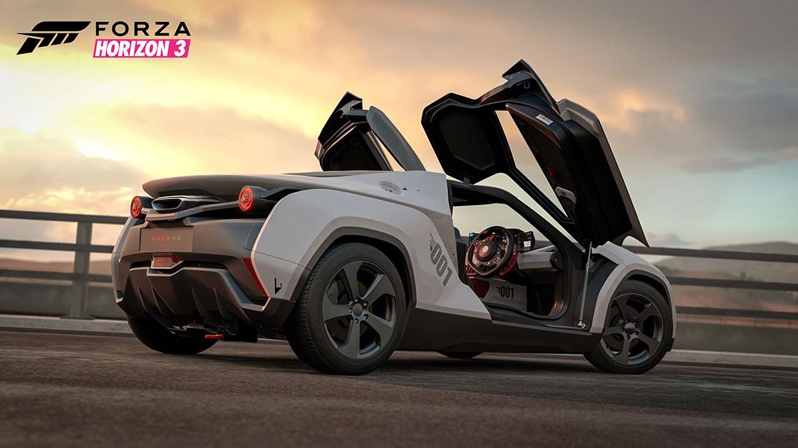 Forza Motorsport Tamo Racemo