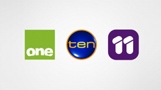 Network TEN app on Xbox 360