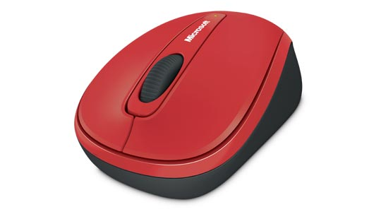 Wireless Mobile Mouse 3500