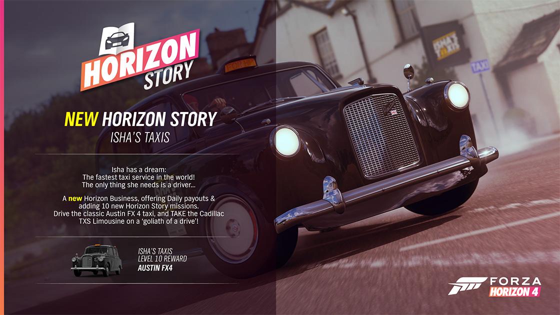 Forza Motorsport - Forza Horizon 4 | Series 5