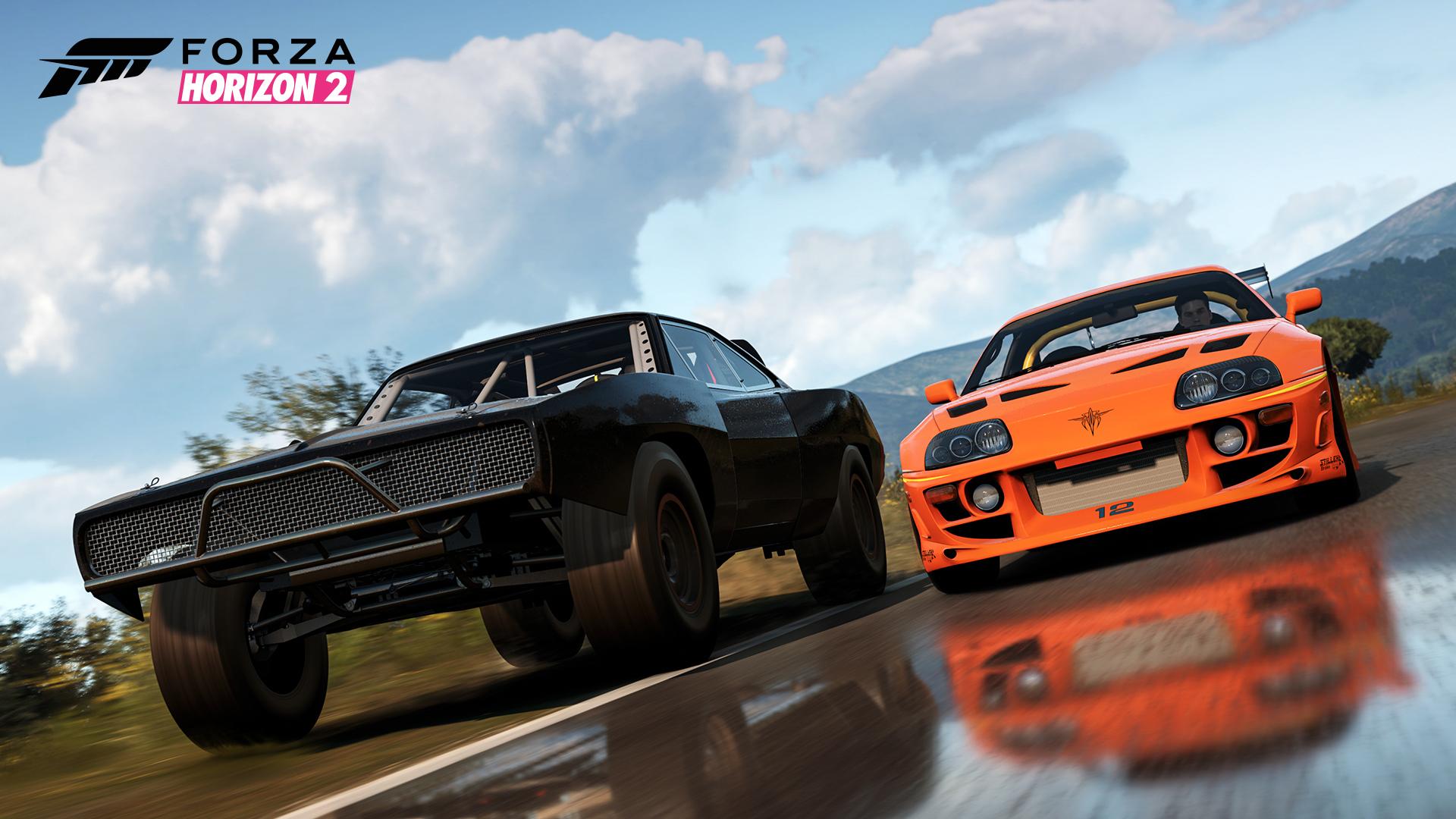 Forza Motorsport - Forza Horizon 2 Fast &