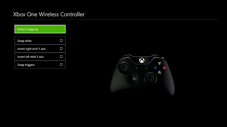 Customize Standard Xbox One Wireless Controller with Xbox ...Xbox 360 Controller App