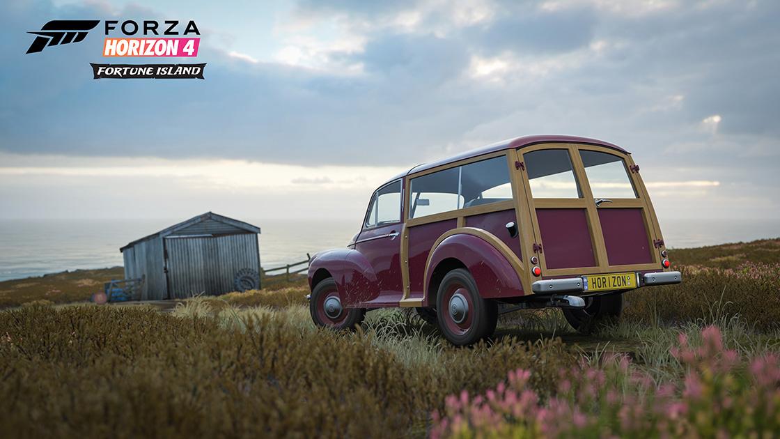 Forza Motorsport - Fortune Island