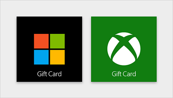 How to redeem gift cards and codes